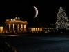 Berlin - Brandenburger Tor at night